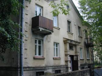 Vykinto g. 6, Vilniaus m.