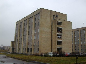 Karklėnų g. 5, Vilniaus m.