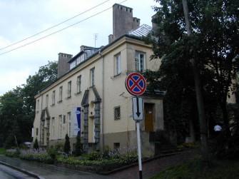 J. Savickio g. 4, Vilniaus m.