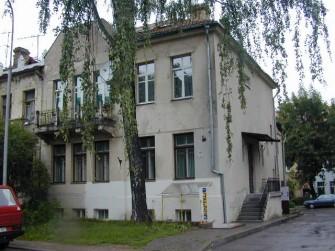 J. Savickio g. 3, Vilniaus m.
