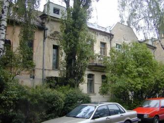 J. Savickio g. 5, Vilniaus m.