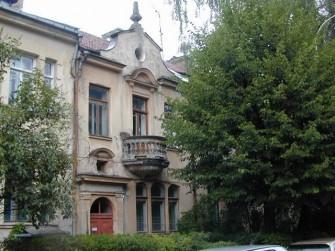 J. Savickio g. 9, Vilniaus m.
