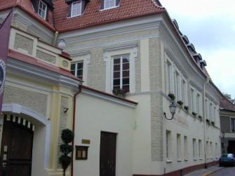 Bernardinų g. 8, Vilniaus m.