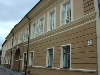 Bernardinų g. 3, Vilniaus m.