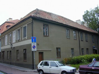 Bernardinų g. 10, Vilniaus m.