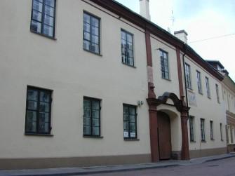 Bernardinų g. 5, Vilniaus m.