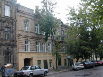 Mindaugo g. 22, Vilniaus m.