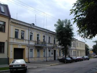 Mindaugo g. 26, Vilniaus m.