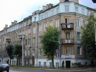 Mindaugo g. 19, Vilniaus m.
