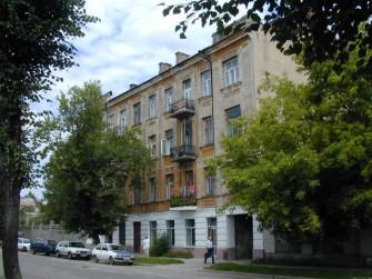 Mindaugo g. 32, Vilniaus m.
