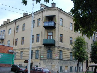Mindaugo g. 21, Vilniaus m.