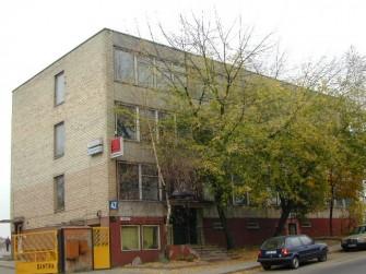Mindaugo g. 42, Vilniaus m.