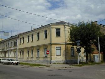 Mindaugo g. 28, Vilniaus m.