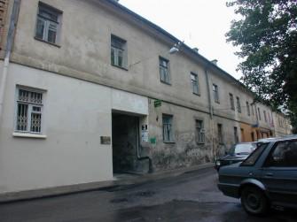 Labdarių g. 3, Vilniaus m.