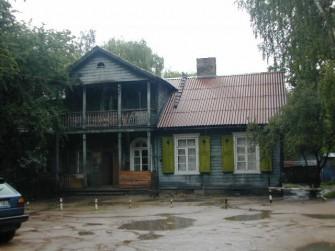 Labdarių g. 6, Vilniaus m.