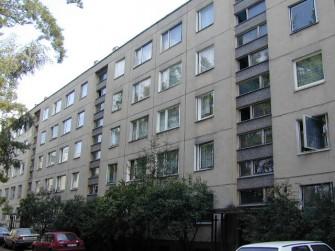 Architektų g. 8, Vilniaus m.
