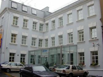 A. Rotundo g. 1, Vilniaus m.