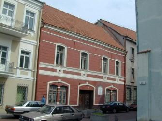 Šv. Jono g. 4, Vilniaus m.