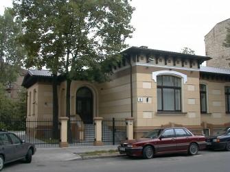 Algirdo g. 4, Vilniaus m.