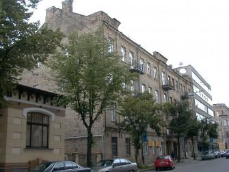 Algirdo g. 6, Vilniaus m.