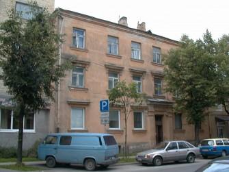 Algirdo g. 7, Vilniaus m.