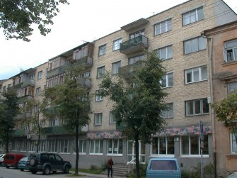 Algirdo g. 9, Vilniaus m.