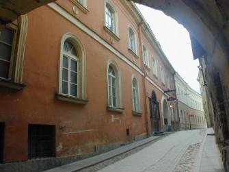 Šv. Kazimiero g. 3, Vilniaus m.