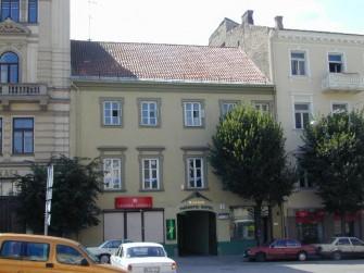 Aušros Vartų g. 3, Vilniaus m.