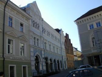 Aušros Vartų g. 6, Vilniaus m.