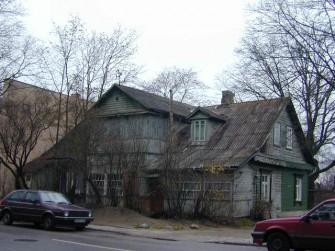 Sėlių g. 10, Vilniaus m.