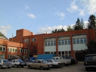 Visorių g. 8, Vilniaus m.
