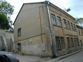 Paupio g. 8, Vilniaus m.