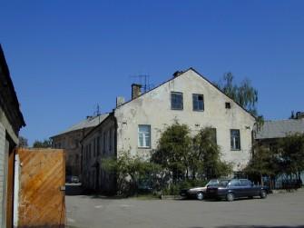 Paupio g. 3, Vilniaus m.