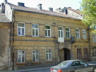 Paupio g. 7, Vilniaus m.
