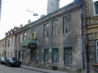 Paupio g. 9, Vilniaus m.