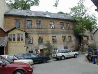 Paupio g. 10, Vilniaus m.