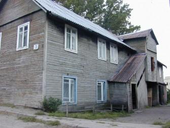 Garvežių g. 3, Vilniaus m.