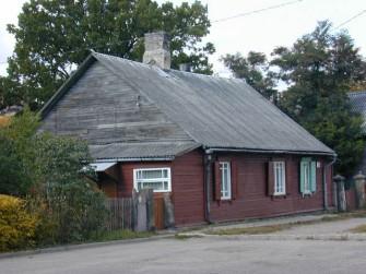 Garvežių g. 5, Vilniaus m.