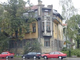 J. Tumo-Vaižganto g. 8, Vilniaus m.