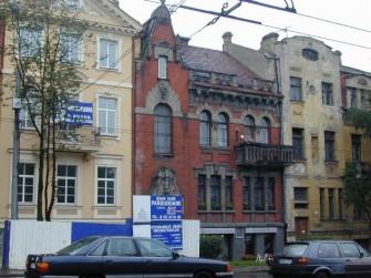 J. Tumo-Vaižganto g. 6, Vilniaus m.