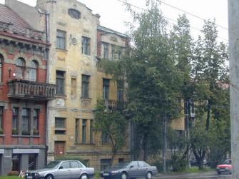 J. Tumo-Vaižganto g. 7, Vilniaus m.