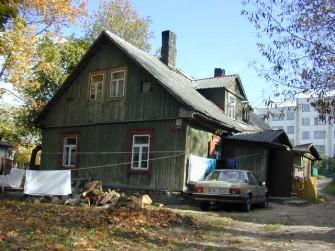 Alšėnų g. 12, Vilniaus m.