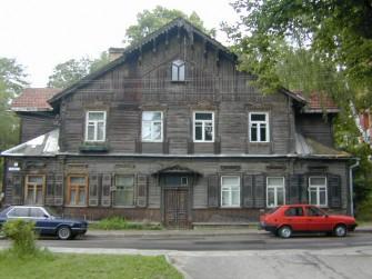 Filaretų g. 8, Vilniaus m.