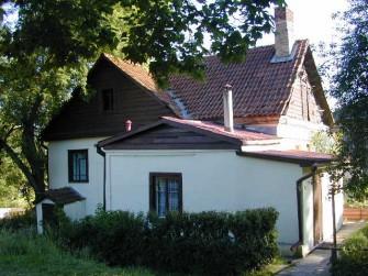 Filaretų g. 1, Vilniaus m.