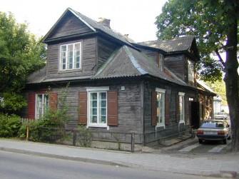 Filaretų g. 13, Vilniaus m.