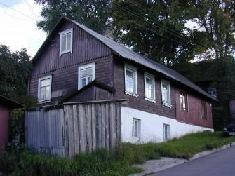 Merkinės g. 10, Vilniaus m.