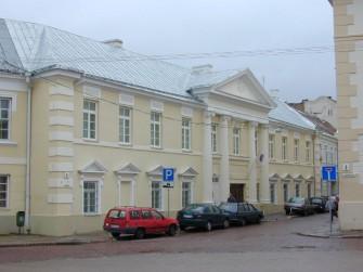 S. Skapo g. 4, Vilniaus m.