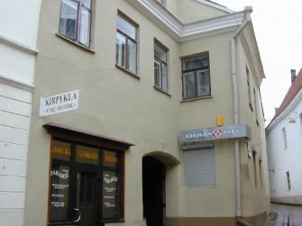 S. Skapo g. 10, Vilniaus m.