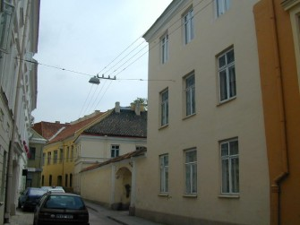 S. Skapo g. 5, Vilniaus m.