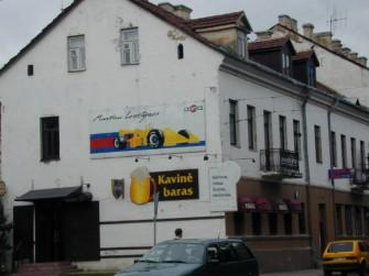 A. Juozapavičiaus g. 2, Vilniaus m.